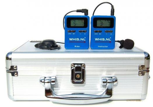 Рация Whis Competition набор из 1 передатчика и 1 гарнитуры