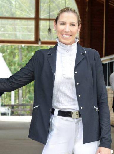 Редингот Zephyr Dressage Show Coat, FITS
