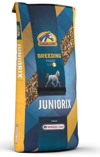 Juniorix мюсли для молодых лошадей возрасте от 1 года до 3-х лет 20 кг Cavalor