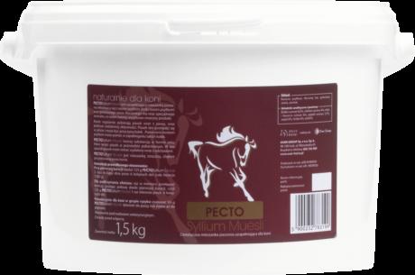 PECTO Syllium МЭШ. Семя подорожника и семя льна для защиты от колик 1,5 кг