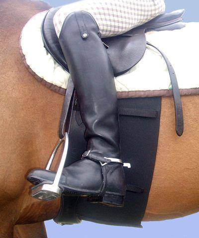 Трок/бандаж для защиты от шпор 20х200 см. Horse Comfort