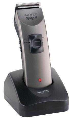 Машинка для стрижки от аккумулятора/сети Moser Styling III. Kerbl