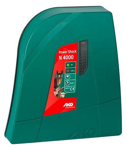 Генератор Power Shock N 4000 (230В) Dairy