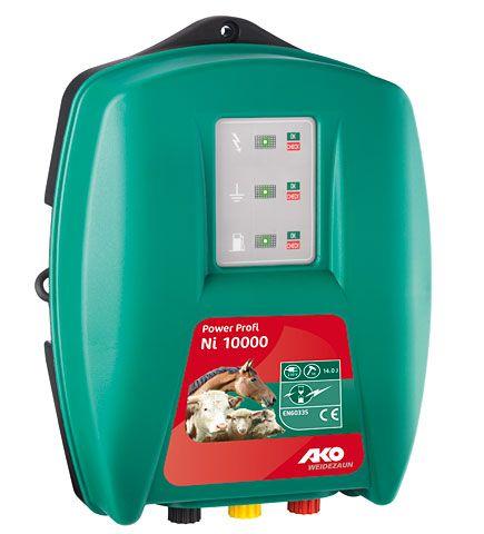 Генератор Power Profi Ni 10000 (230В) Dairy